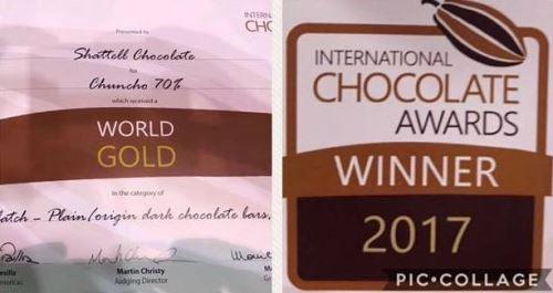 Chocolate peruano es reconocido como el mejor del mundo