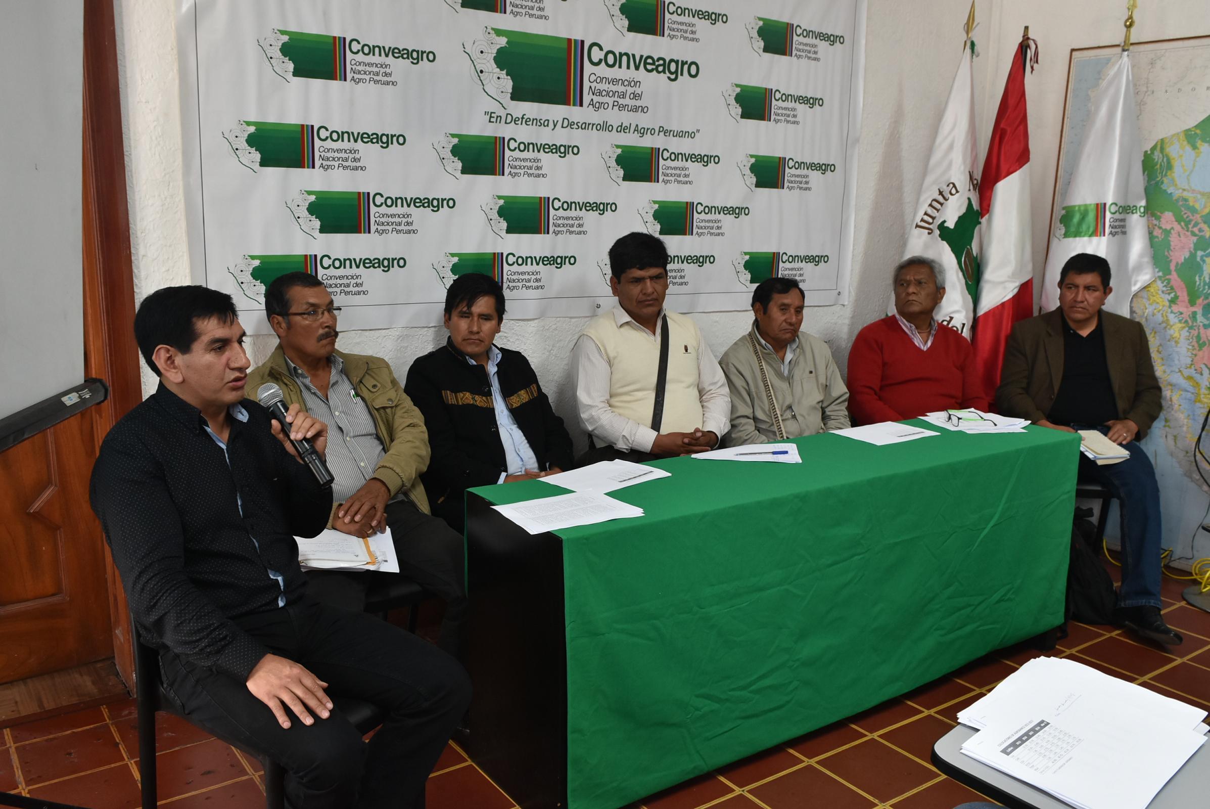 Gremios demandan que Gobierno tome medidas para reactivar la agricultura