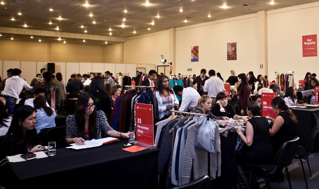 Sur Exporta 2017 generaría ventas por encima de los US$ 30 millones