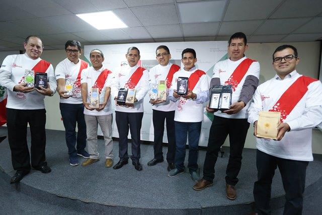 Cafetaleros peruanos participarán en Feria de Cafés Especiales más importante del mundo
