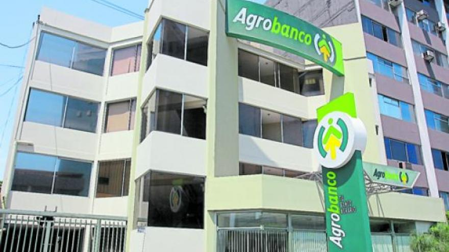 Agrobanco pide al MEF tomar decisión ahora para evitar mayor deterioro