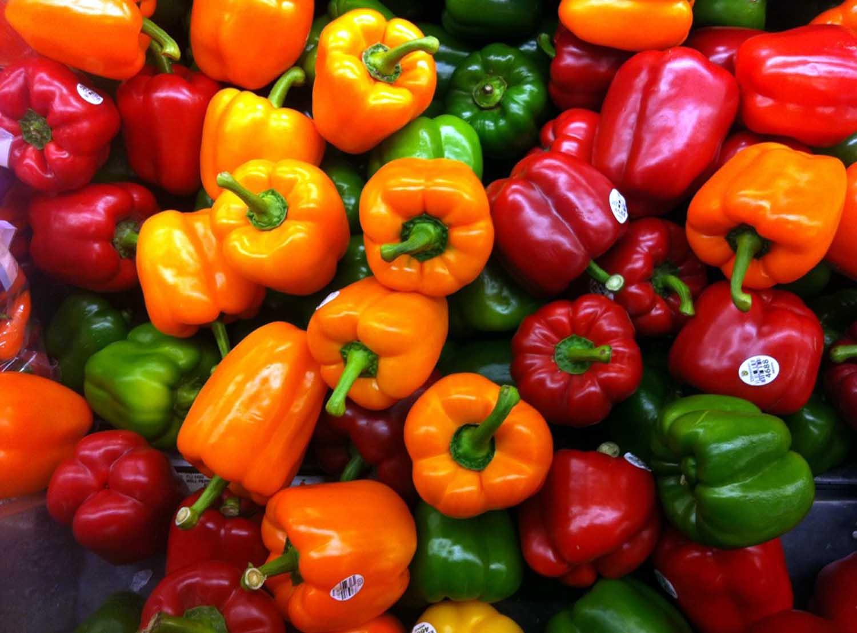 Exportaciones de capsicum sumaron US$ 77.5 millones en los primeros cuatro meses del año