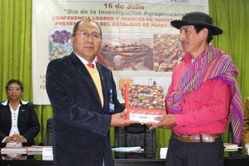 Minagri elabora catálogo para poner en valor papas nativas de Junín