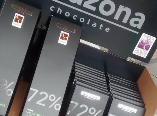 Chocolate peruano es reconocido en Londres