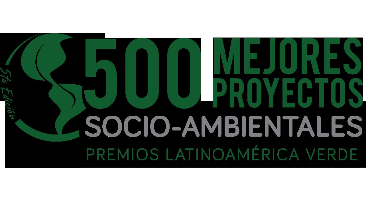 Campo Limpio fue parte de los 500 mejores proyectos socio-ambientales en los Premios Latinoamérica Verde