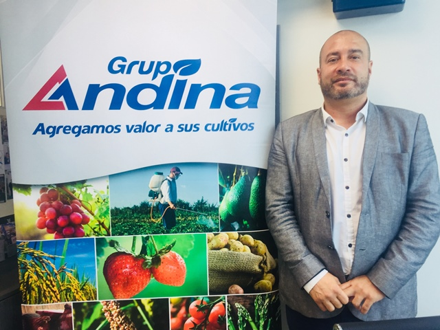 Tras su consolidación en el mercado de la pequeña agricultura, Grupo Andina se enfoca ahora en la agroindustria y lanza línea biológica