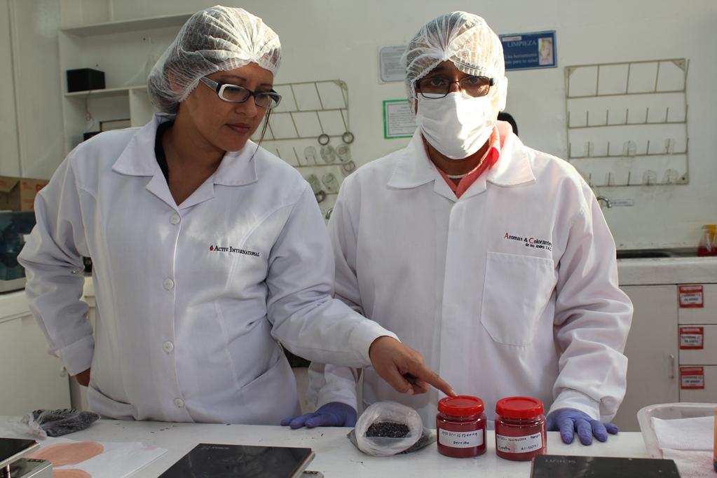 Ingredientes y aditivos peruanos para alimentos  conquistan Brasil