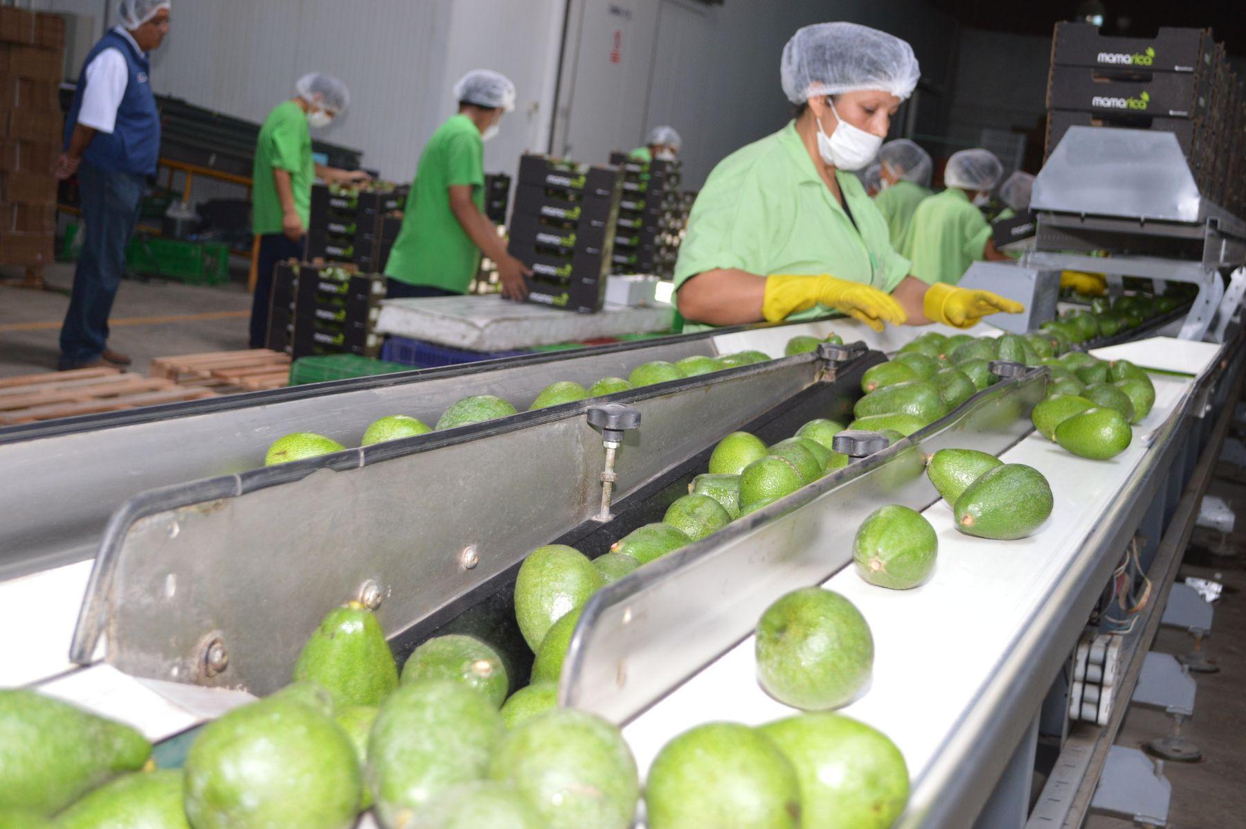 Industria de alimentos peruana se consolida en la costa oeste de Estados Unidos