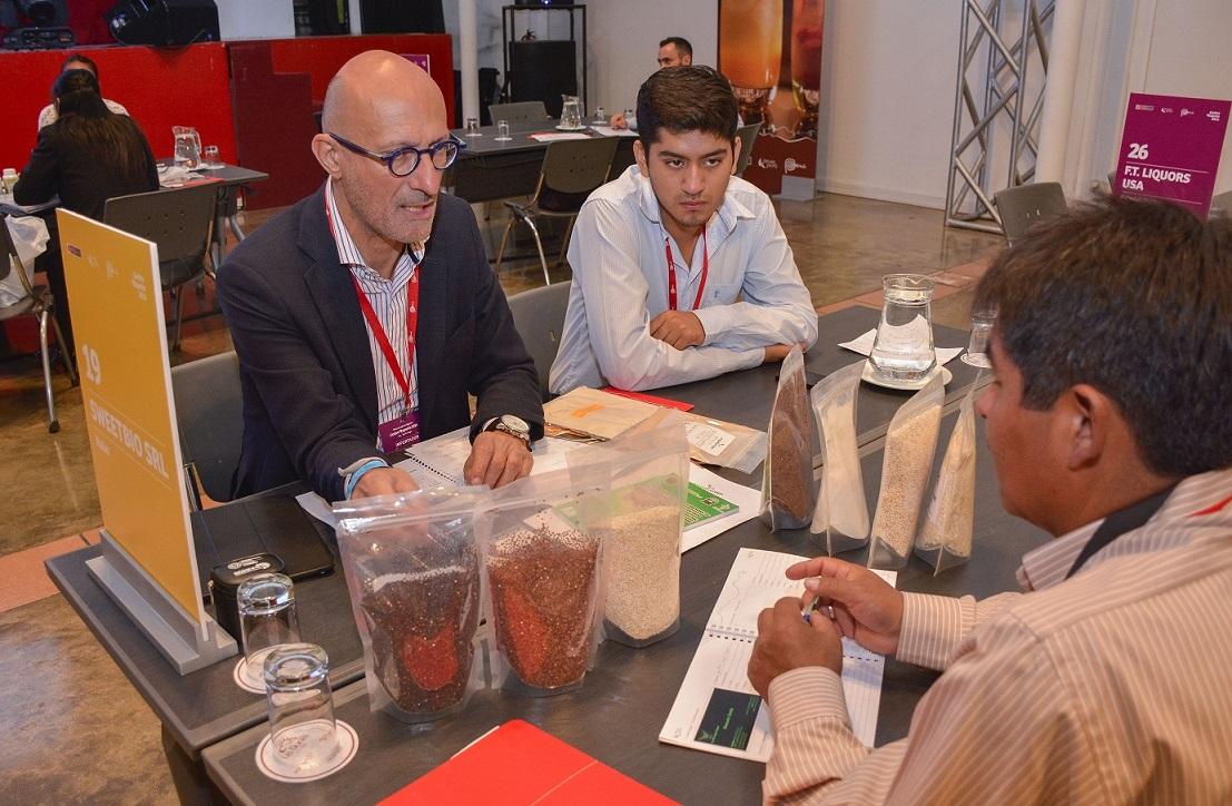 Compradores de más de 14 países llegarán a Junín para invertir en superalimentos peruanos