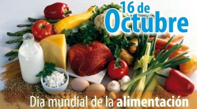 Hoy se conmemora el día mundial de la alimentación 2018