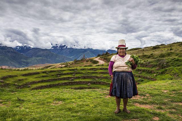 Hoy se celebra el Día Internacional de las Mujeres Rurales