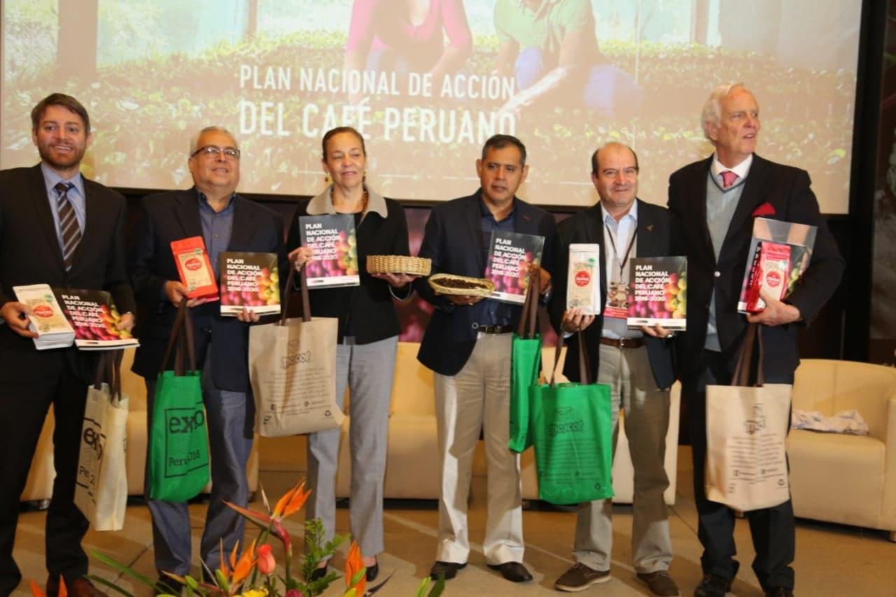 Presentan Plan Nacional de Acción del Café que busca transformar el sector