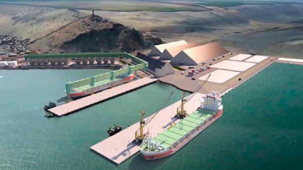 Puerto de Salaverry podrá recibir naves de contenedores en el primer semestre de 2019