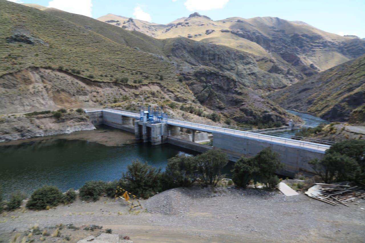 Minagri incorporará represas del sur en ambicioso proyecto de afianzamiento hídrico