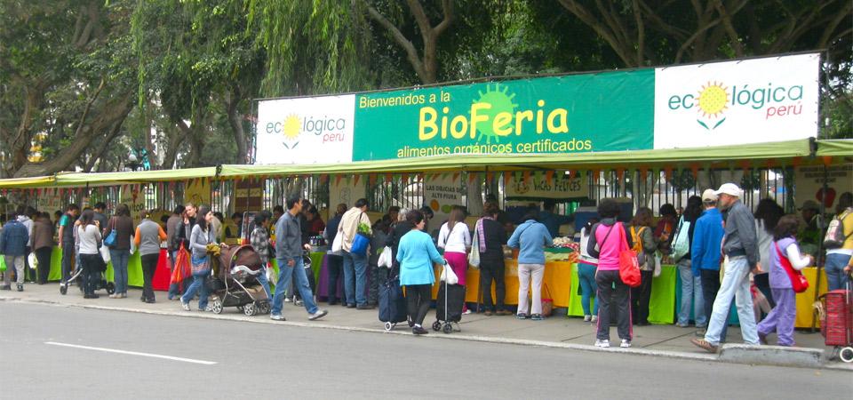 Bioferia de Miraflores próxima a celebrar su edición número mil