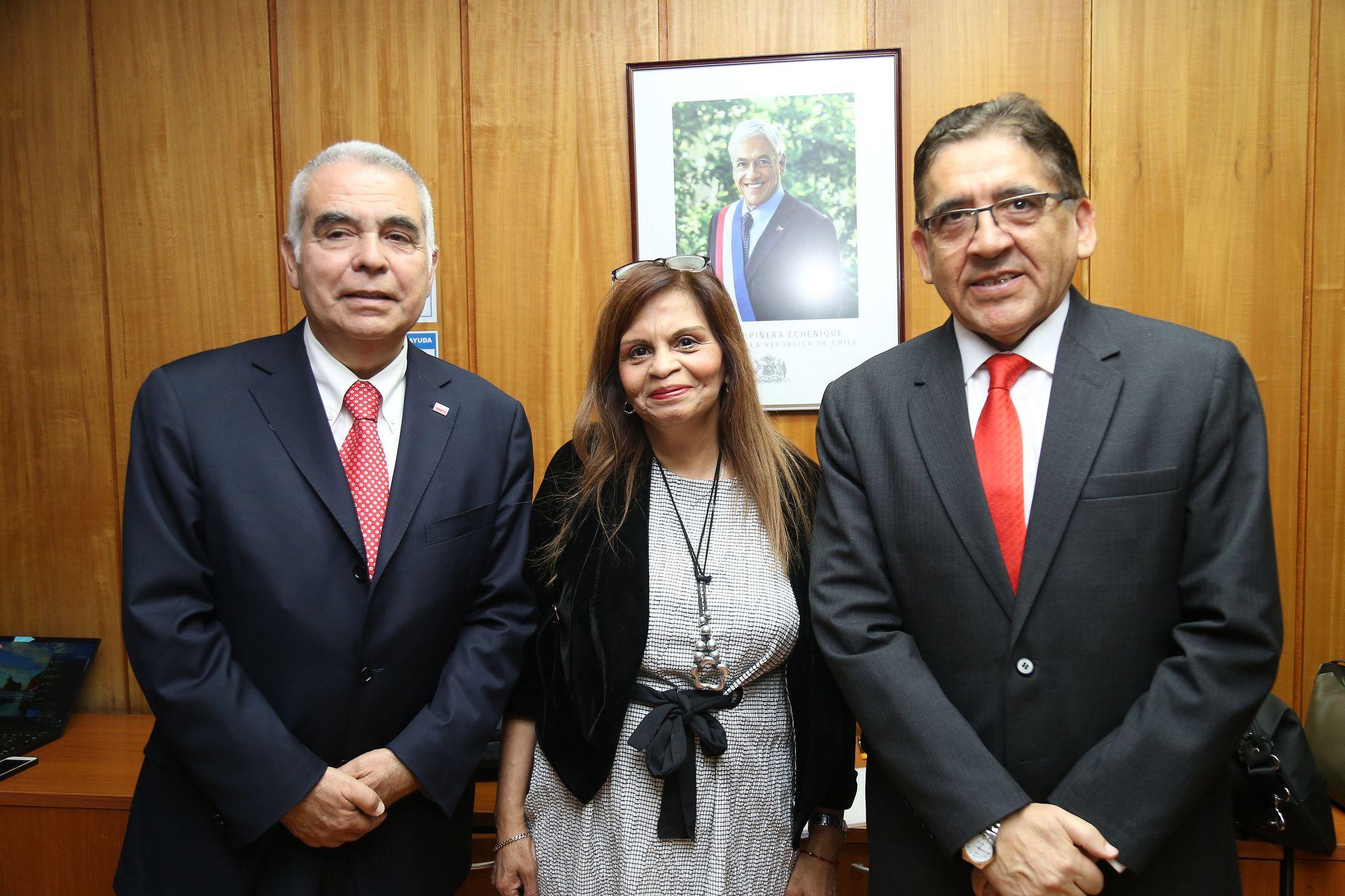 Chile, México y Perú acuerdan crear el Consejo Agropecuario de la Alianza del Pacífico